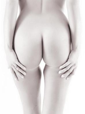 Hrubá kůže na zadku
