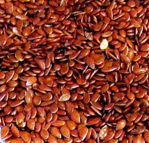 Lněné semínko na akné