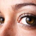 Hořčík asuché oči