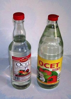 Léčivé recepty z octa