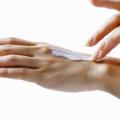 Jak na suché a rozpraskané ruce