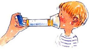 Inhalace proti rýmě