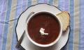 Fazolová polévka zčervených fazolí