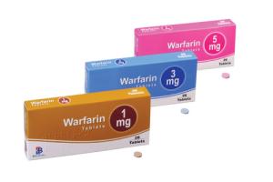 Vitamín Ka Warfarin
