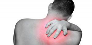 Krční páteř - problémy apříznaky