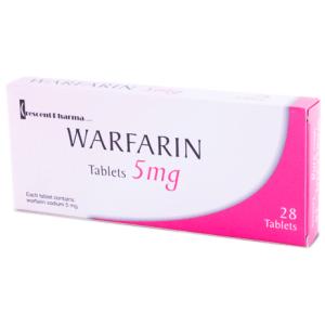 Warfarin sjinými léky