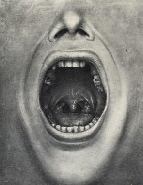 Mastná pachuť v ústech
