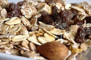 Recepty na domácí müsli