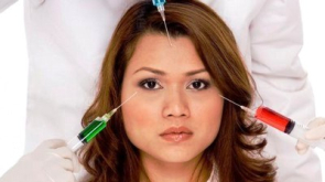 Injekce botoxu