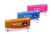 Antikoagulanty, léky proti srážení krve