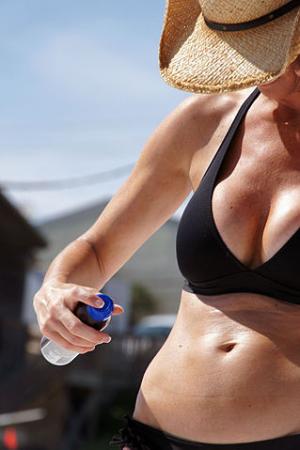 Jak správně pečovat opokožkuv létě?