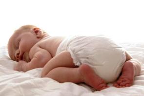 Opruzená kůže u dítěte