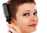 Padání vlasů u žen