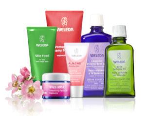 Kosmetika Weleda