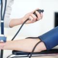 Kolísavý krevní tlak
