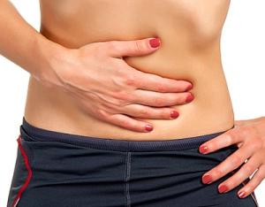Bolest sleziny může být příznakem nemoci